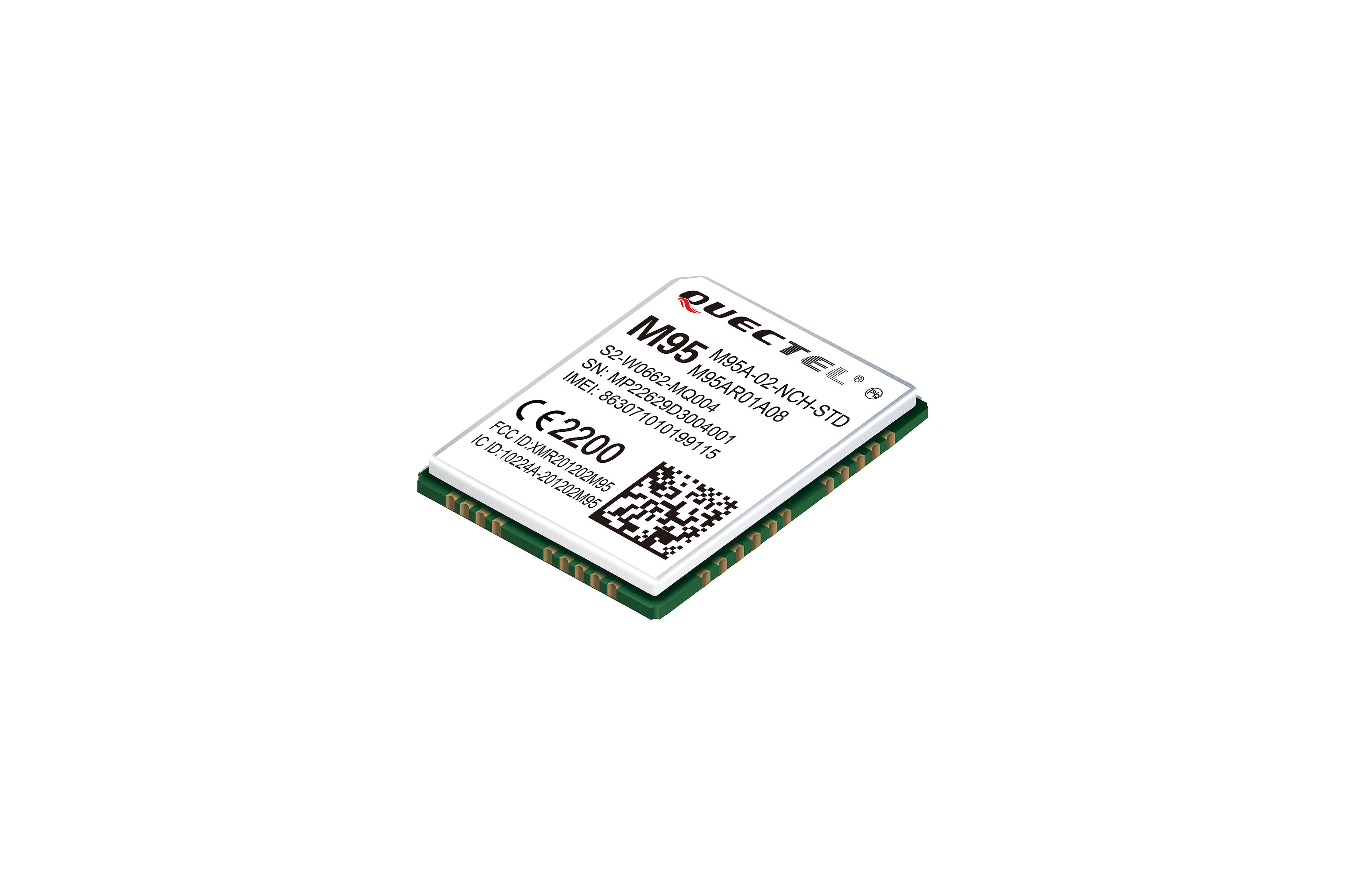Quadband GSM 2G Modem-Modul - Paket mit 1 Stk.