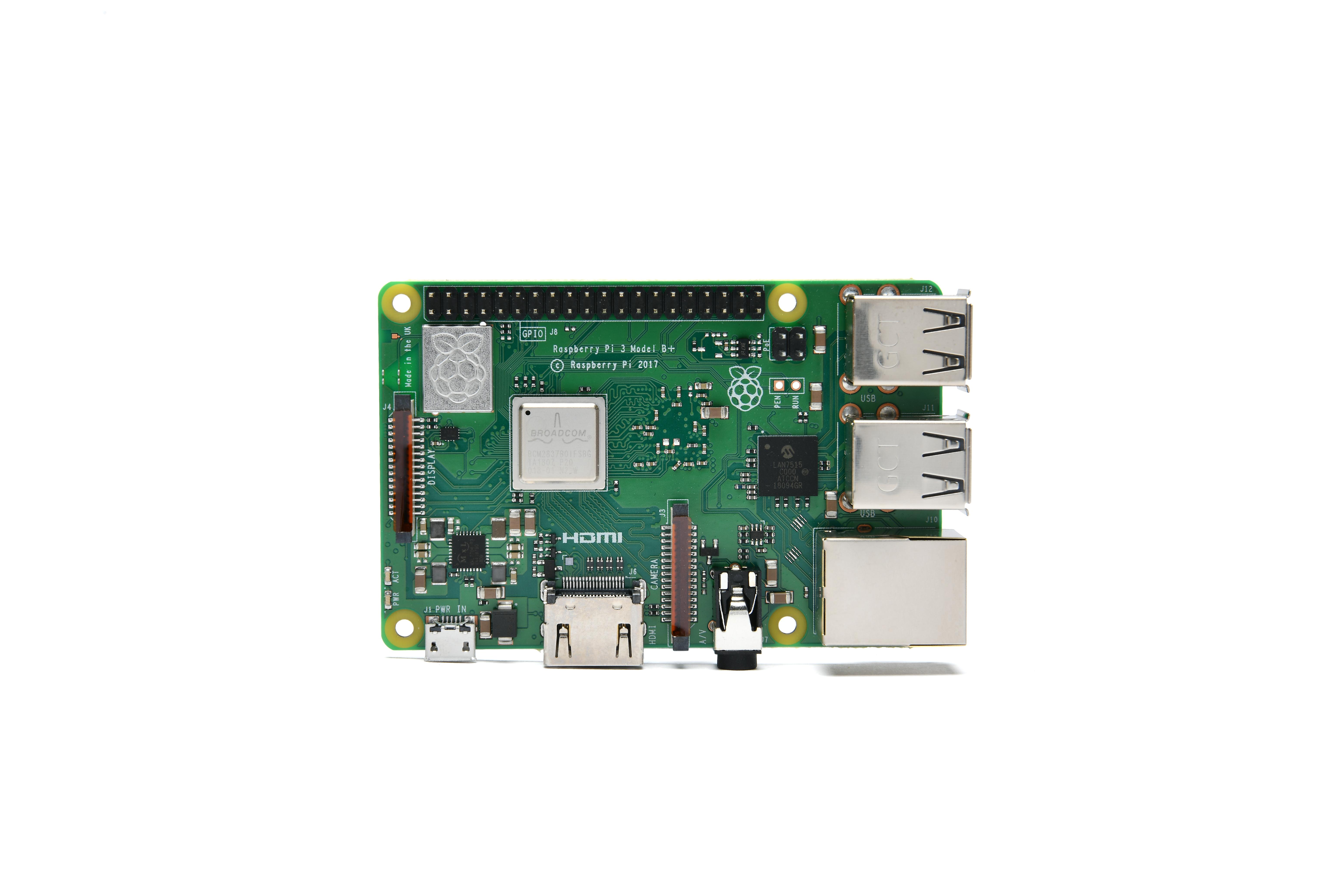 Raspberry Pi 3 Modell B+