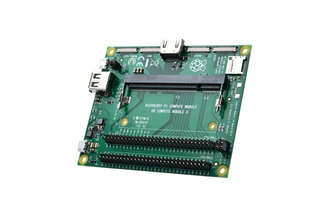 A product image for RASPBERRY PI COMPUTE-MODUL3+ ENTWICKLUNGSKIT
