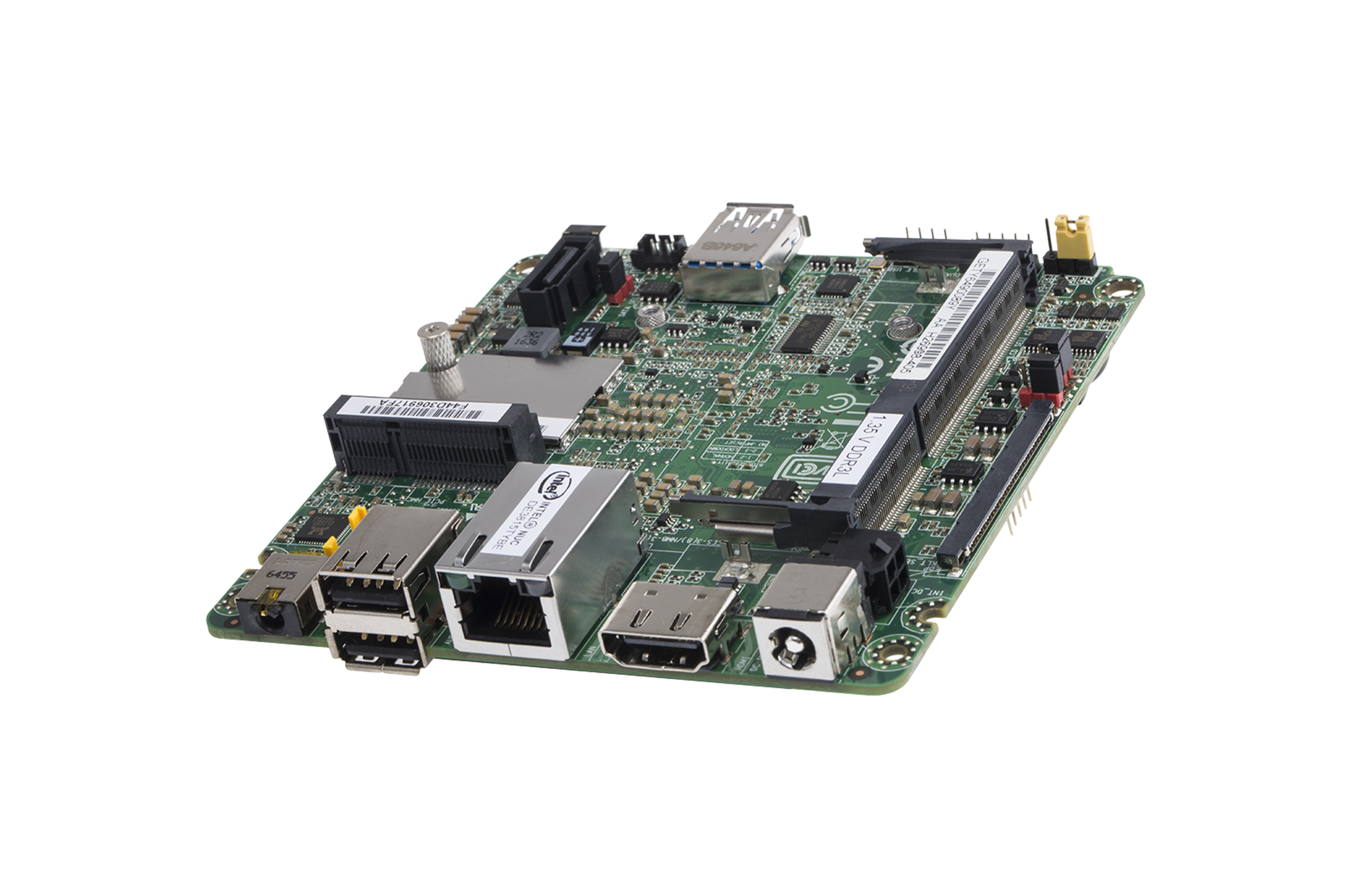 Intel Thin Canyon NUC Atom E3815 1,46 GHz