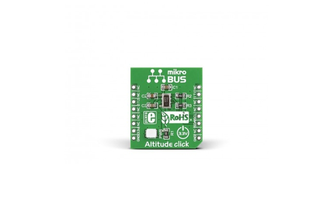 A product image for DRUCKSENSOR HÖHE: Click Board
