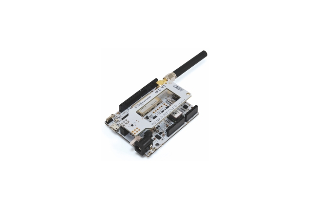 A product image for Arrow SmartEverything LION IoTSoM-Platine