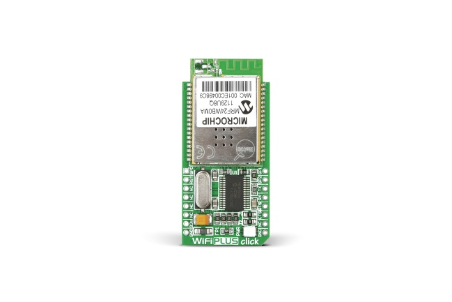 A product image for WIFI PLUS CLICK MIKROBUS, MIKROE-1135