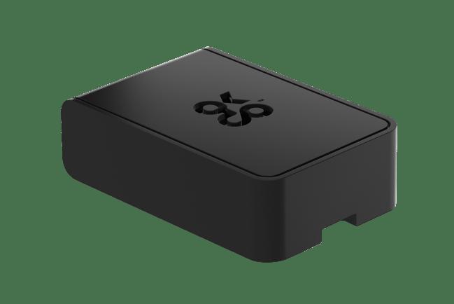 A product image for OKdo Zweiteiliges Schiebegehäuse in Schwarz