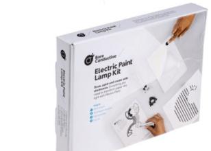 Elektrischer Lack Lamp Kit
