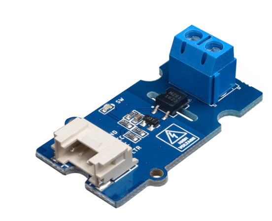 A product image for Grove – Optocoupler Relay (M281)