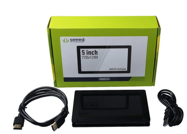 A product image for 5 Inch 720X1280 HDMI Ips Lcd Display – 104990442