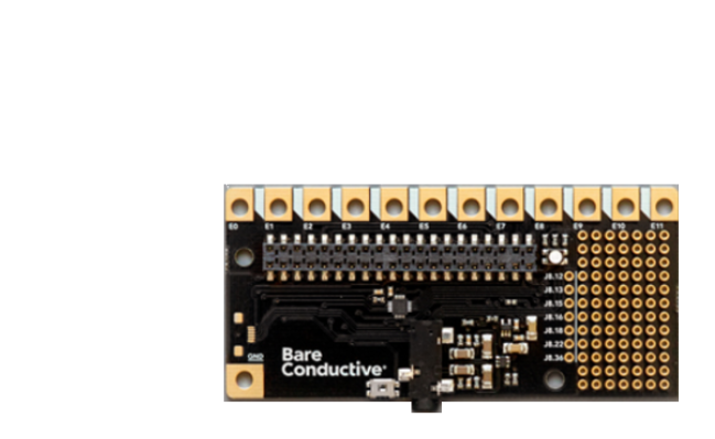 A product image for Bare Conductive – Pi Cap