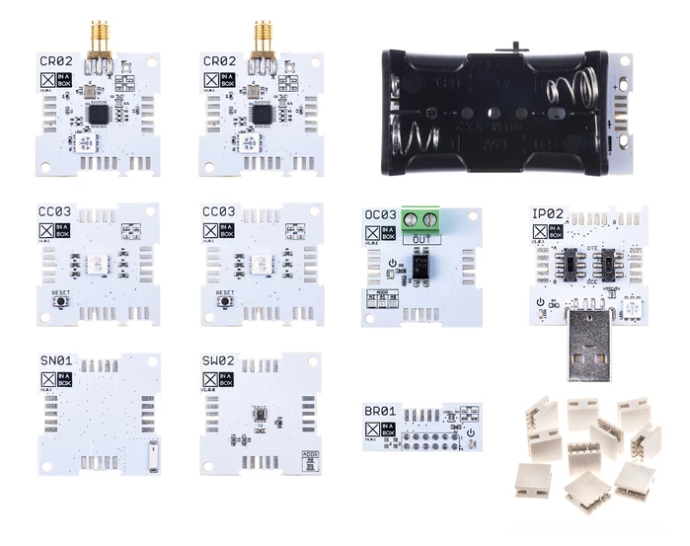 XinaBox LoRaWAN IoT Starter Kit