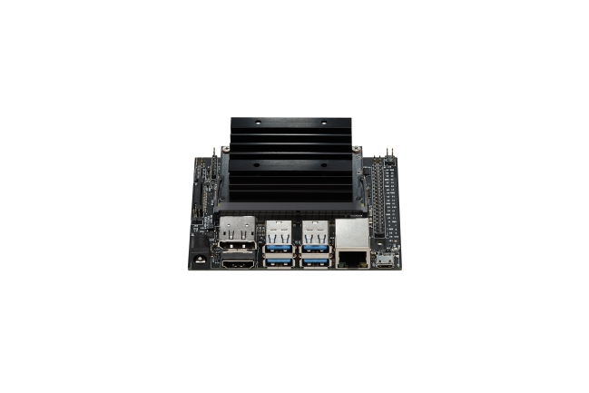 A product image for NVIDIA® Jetson Nano Development Kit