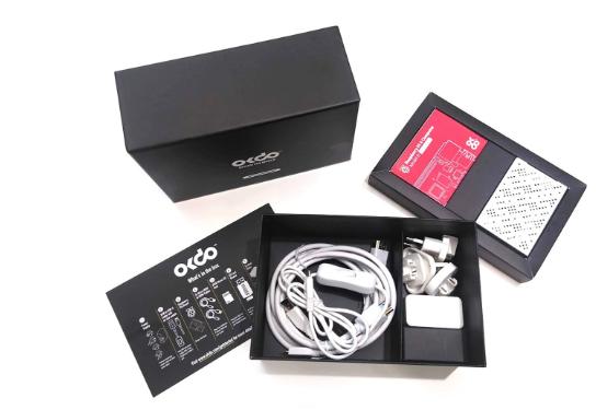 A product image for Okdo Raspberry Pi 4 4GB Modell B Starter Kit