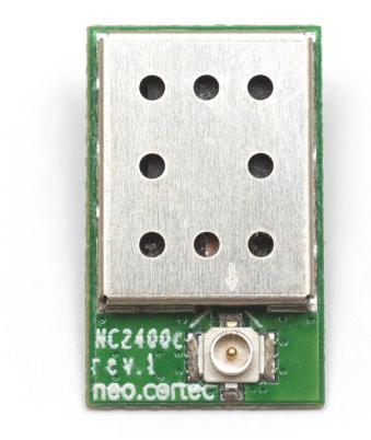 A product image for NeoCortec – Neomesh Wireless Mesh-Netzwerkmodul für 2,4 GHz – NC2400C