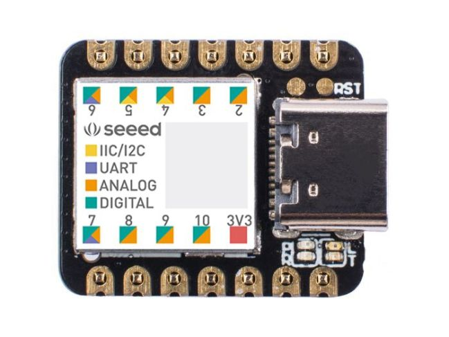 A product image for Seeeduino Xiao Arduino Microcontroller