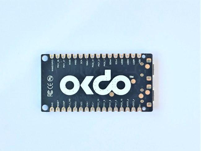 A product image for OKdo E1-Entwicklungsplatine