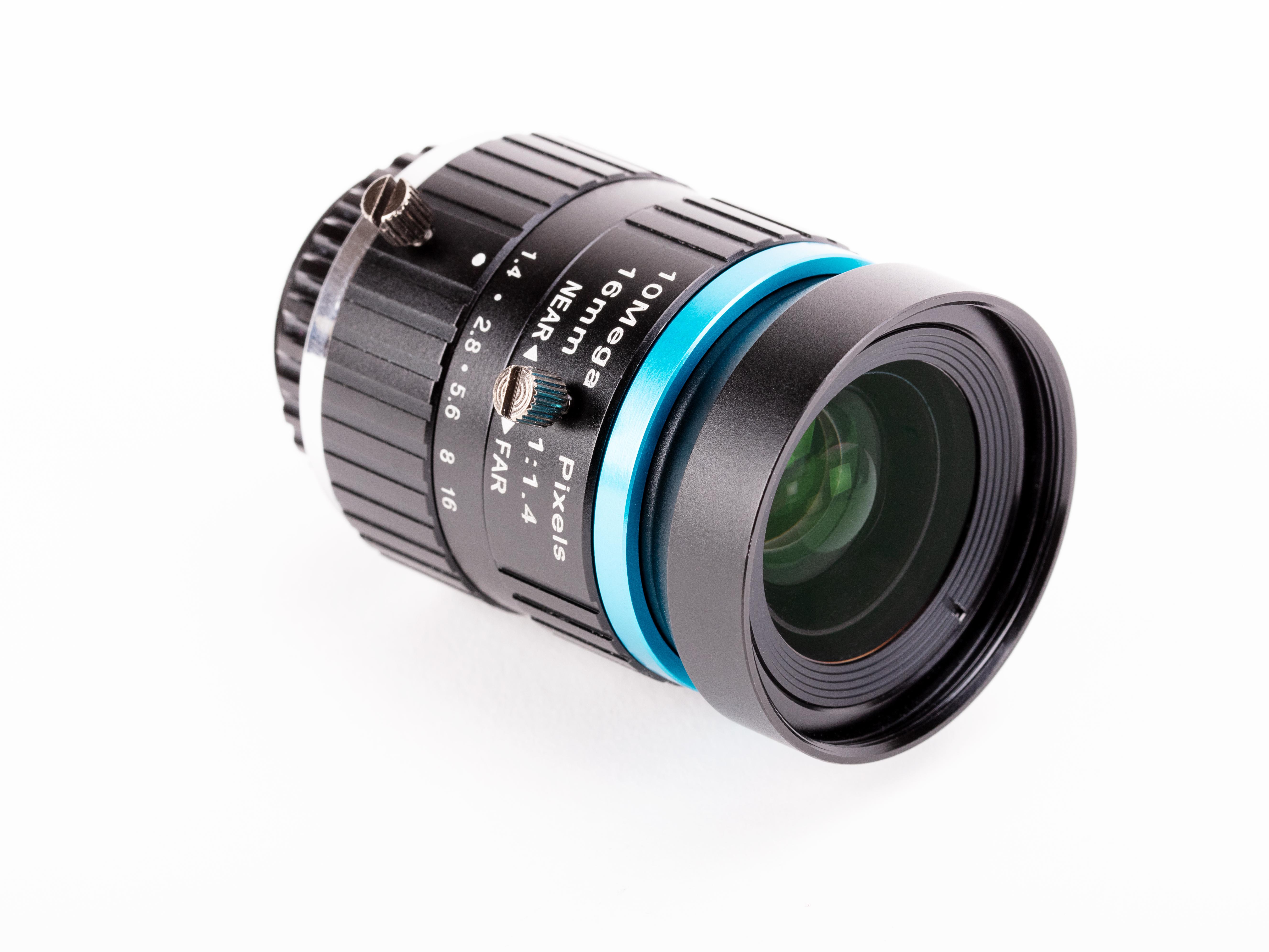 16mm Telephoto Lens