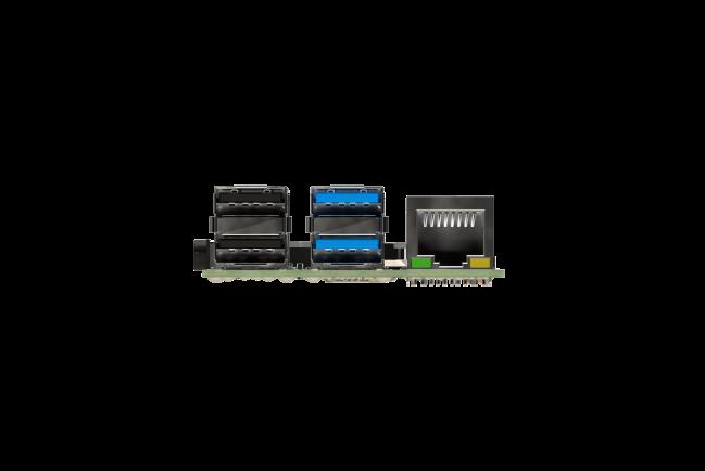 A product image for Raspberry Pi 4 Model B Board mit 2GB LPDDR4 SDRAM