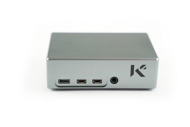 A product image for KKSB Raspberry Pi 4 Case Aluminium