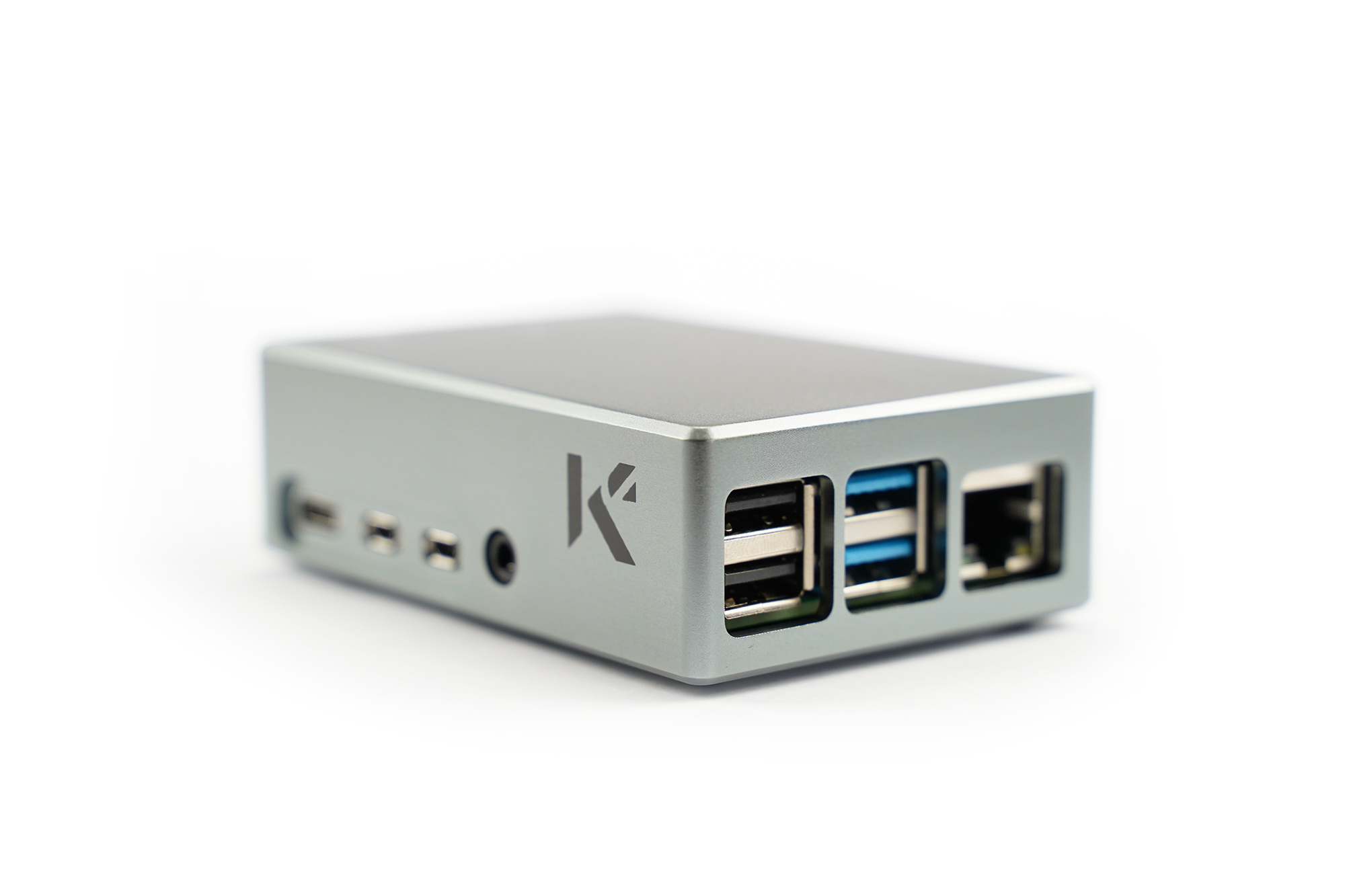 KKSB Raspberry Pi 4 Case Aluminium