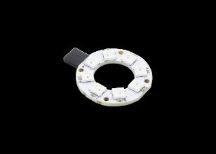 PI Supply 8 RGB-Regenbogen-LED-Ring