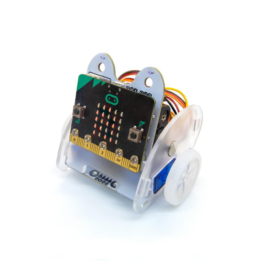 PI Supply Bit: Buggy Car (ohne Micro:Bit)