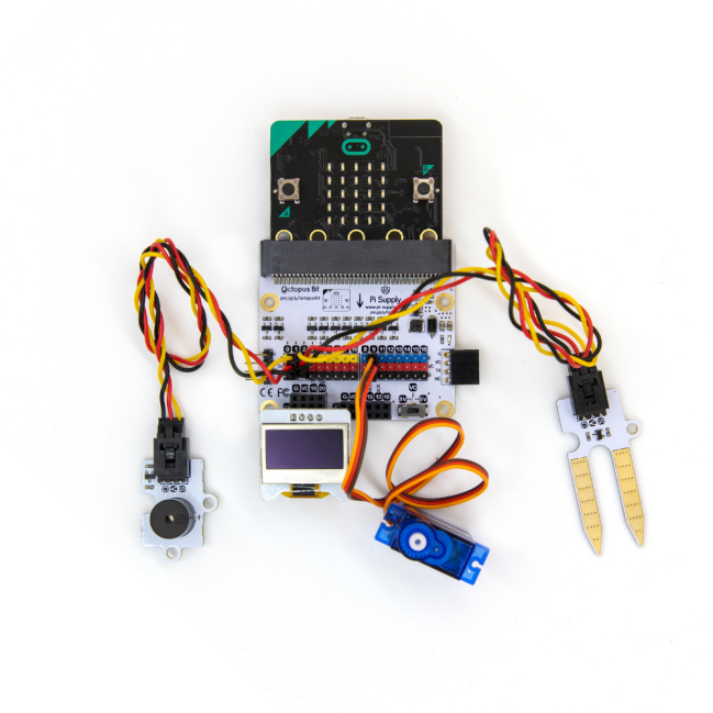 A product image for PI Supply Micro:Bit Tinker Kit (ohne Micro:Bit)