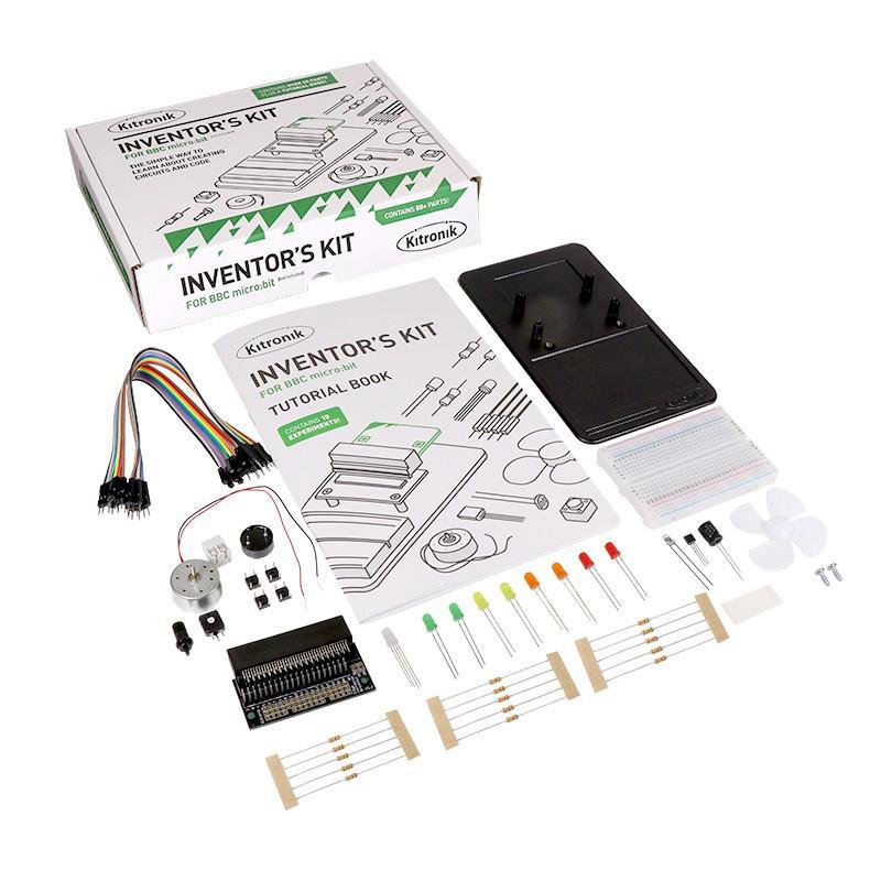 Kitronik Inventors Kit for the BBC micro:bit