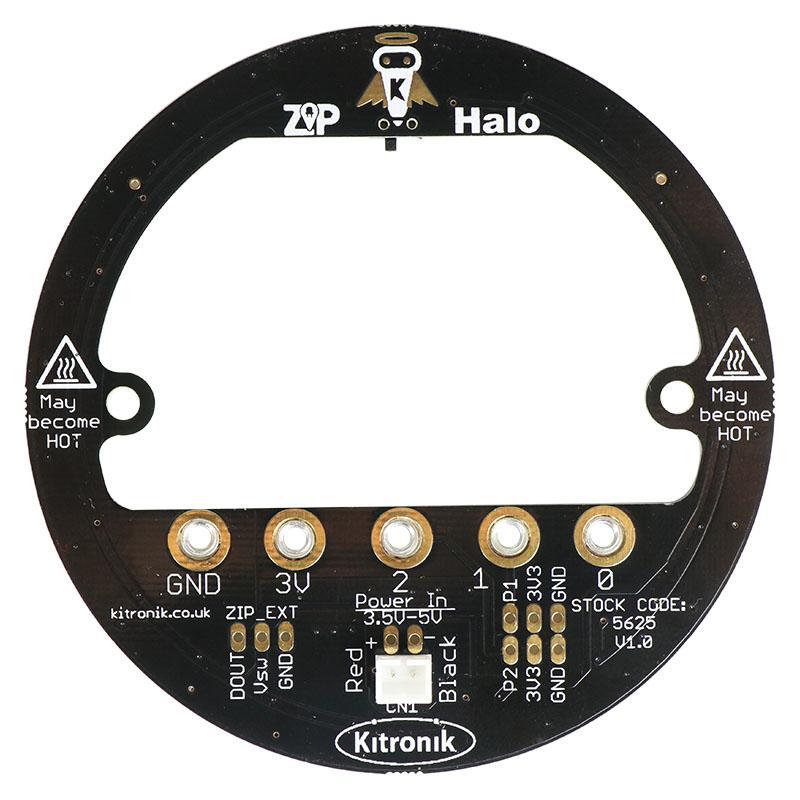 Kitronik ZIP Halo for the BBC micro:bit