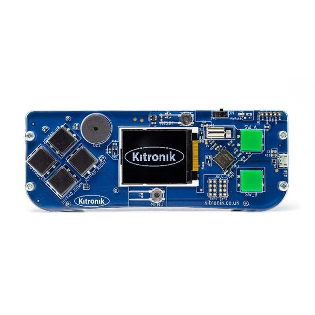 A product image for Kitronik ARCADE for MakeCode Arcade