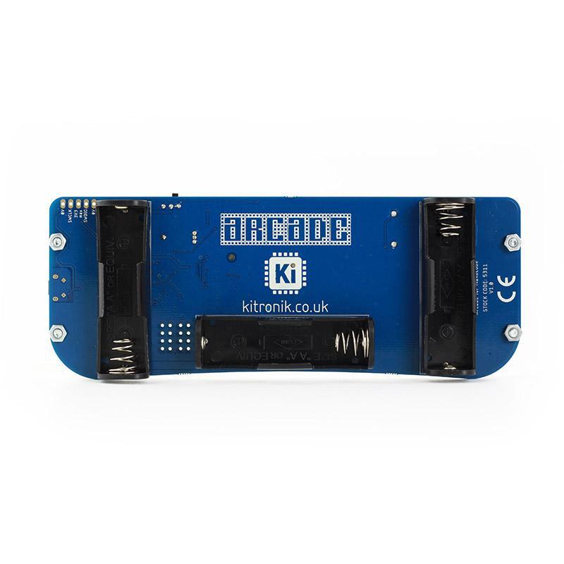 Kitronik ARCADE for MakeCode Arcade