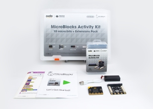 OKdo MicroBlocks Classroom Activity Kit