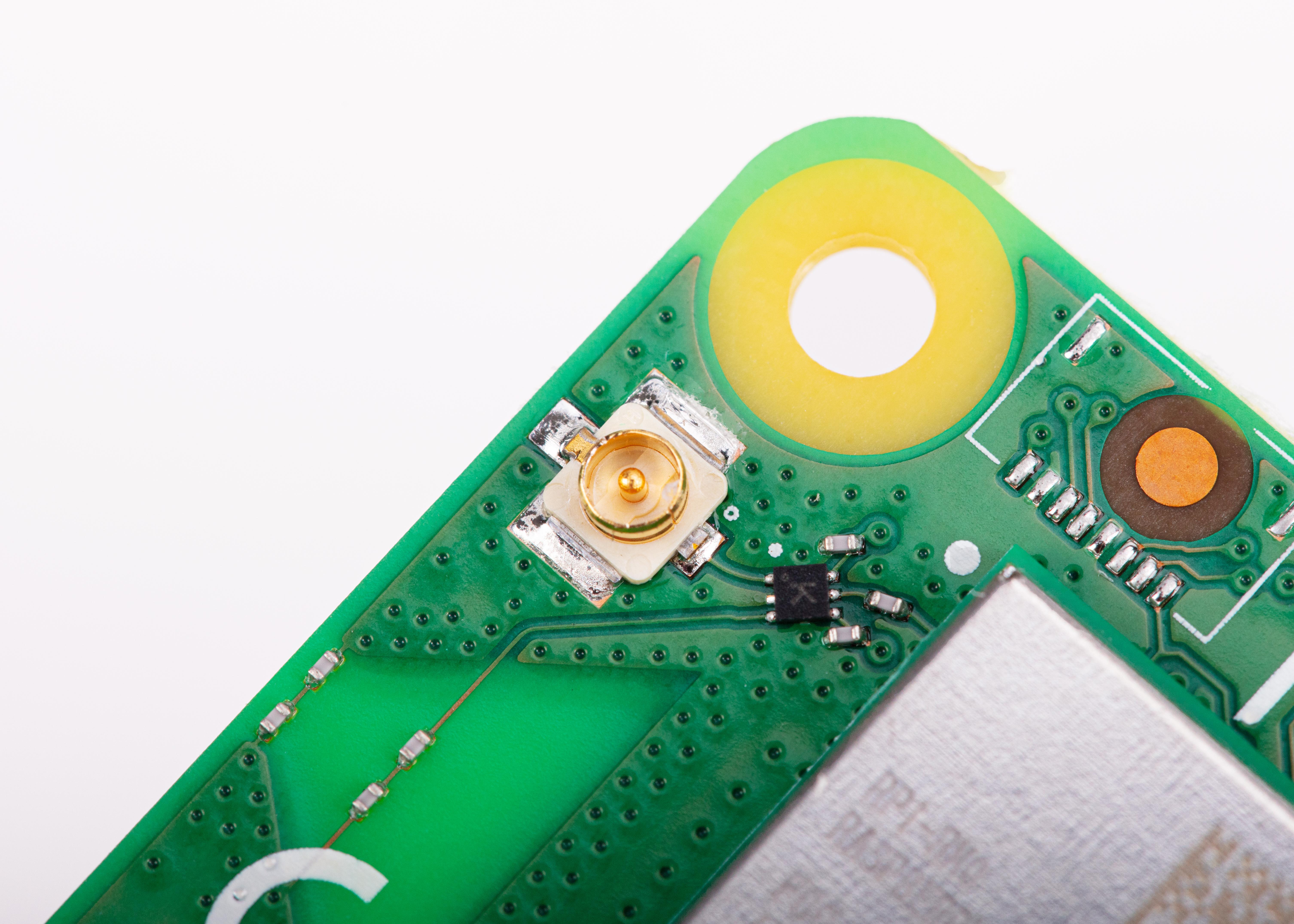 Raspberry Pi CM4 Antenna Kit