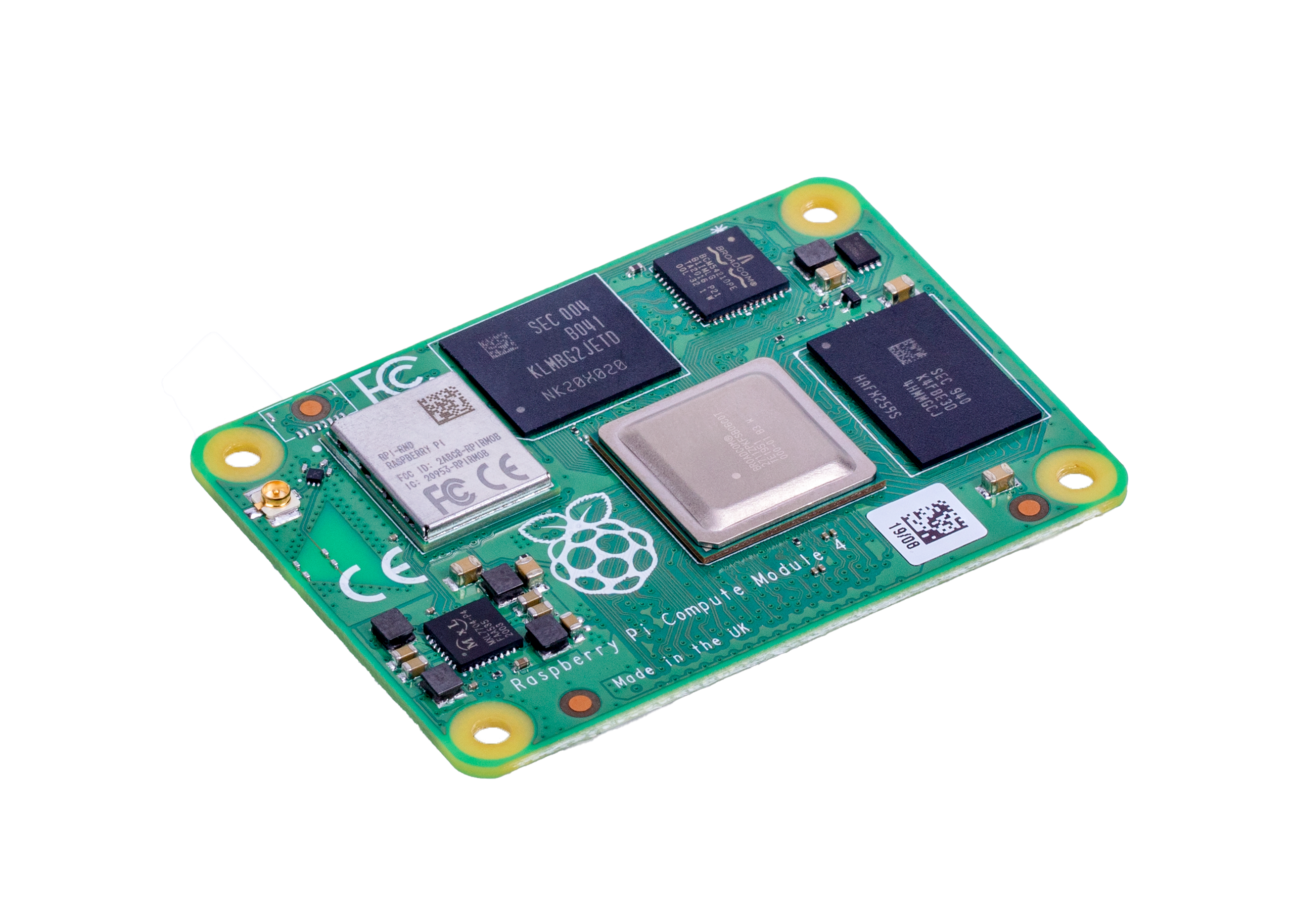 Raspberry Pi Compute Module 4 with WiFi 8GB RAM 16GB Flash