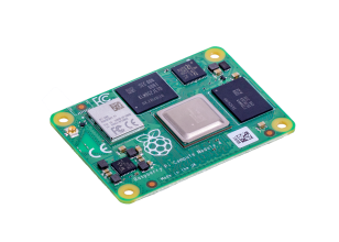 Raspberry Pi Compute Module 4 with WiFi 1GB RAM 32GB Flash