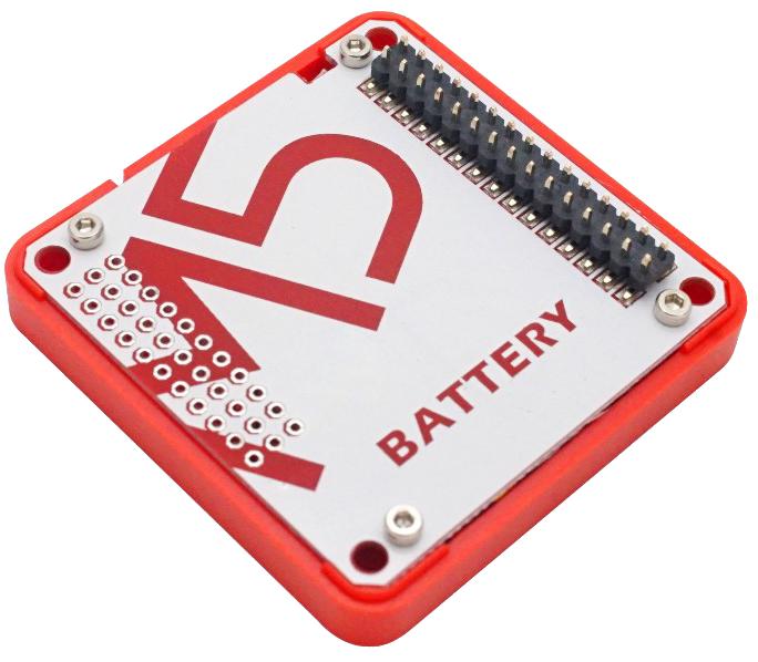 Battery Module for ESP32 Core Development Kit