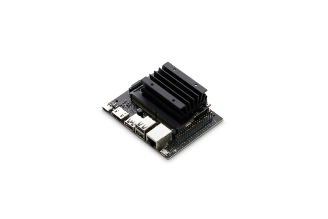 A product image for NVIDIA® Jetson Nano 2GB Development Kit With WiFi Bundle