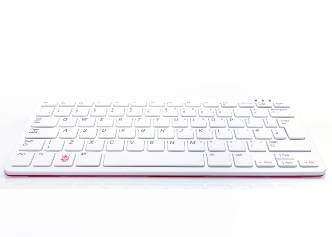 A product image for Raspberry Pi 400 German Keyboard Layout – Computer Only
