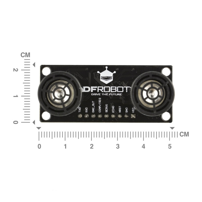 A product image for URM37 V5.0 Ultrasonic Sensor For Arduino / Raspberry Pi