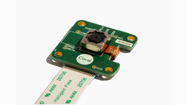 A product image for Coral 5 MP Camera