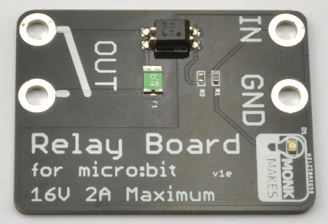 A product image for Relay for micro:bit