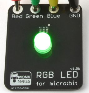 A product image for RGB LED for micro:bit