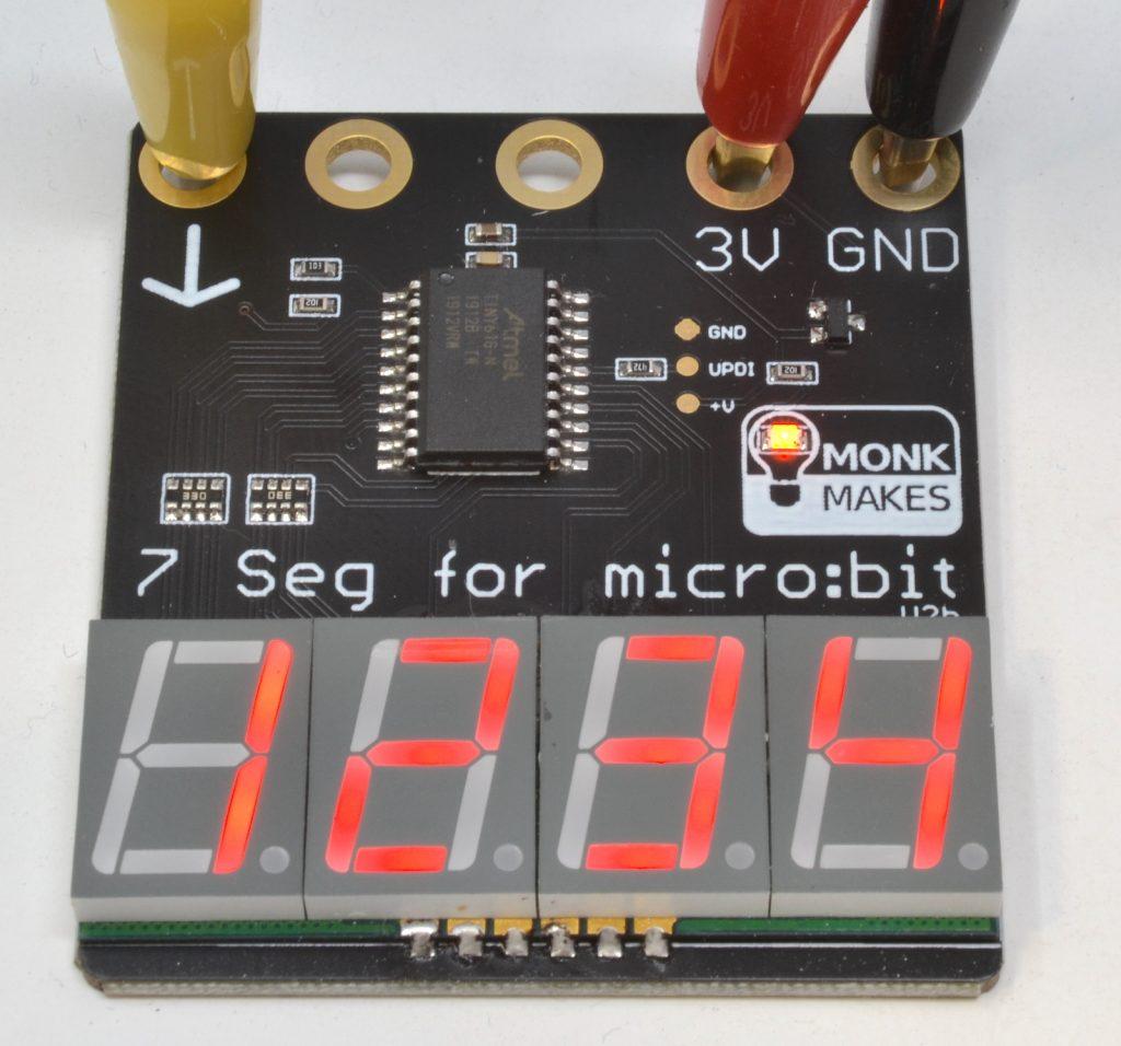7-segment for micro:bit