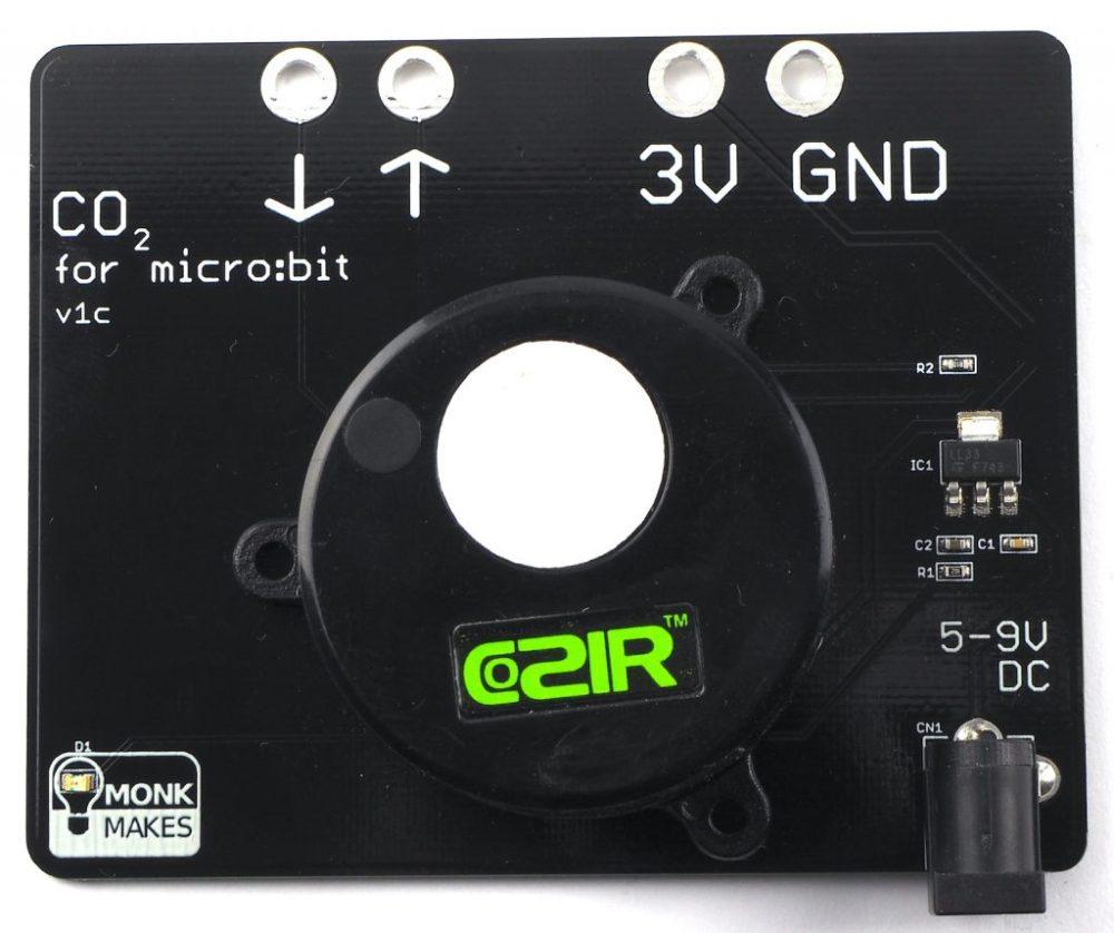CO2 Sensor board for micro:bit