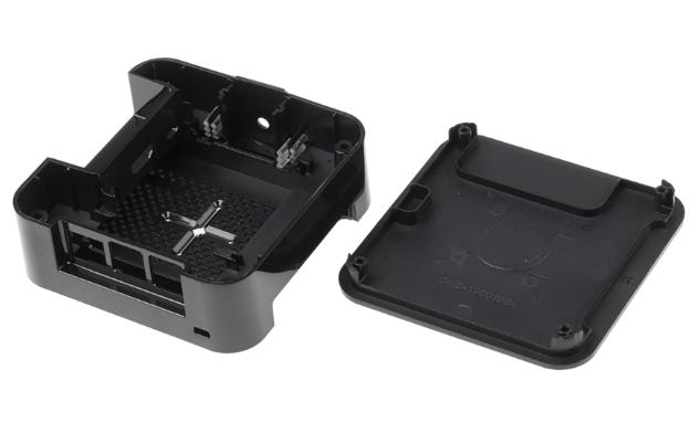 A product image for Boîtier Quattro avec Vesa – Noir