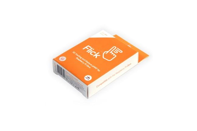 A product image for Capteur de gestes 3D Flick – Grand