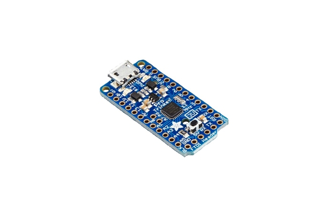A product image for Adafruit Pro Trinket – 3 V 12 MHz
