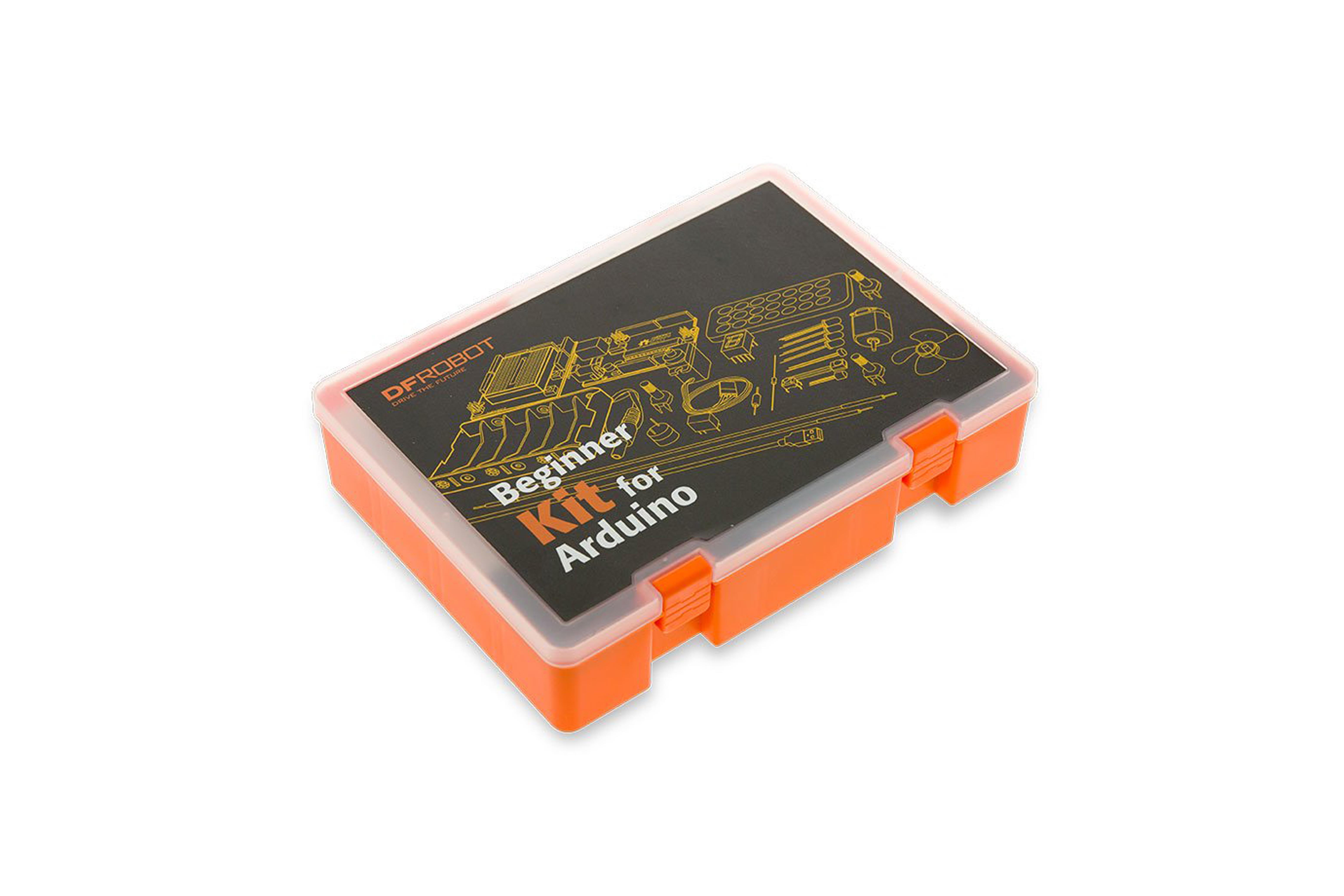 Kit débutant Arduino inc DFRduino Uno R3