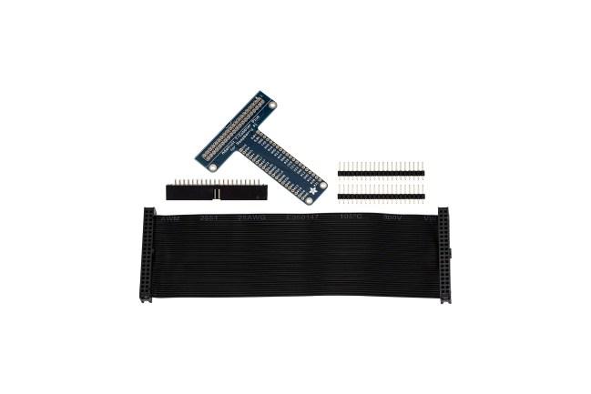 A product image for Kit de circuit imprimé Pi T-Cobbler pour R Pi A+/B+