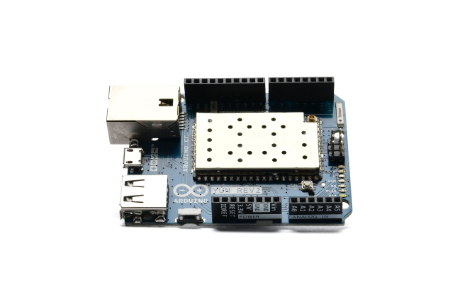 A product image for Arduino Yun Rev 2