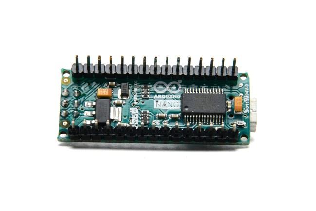 A product image for Carte Arduino Nano 3.0 avec ATmega328