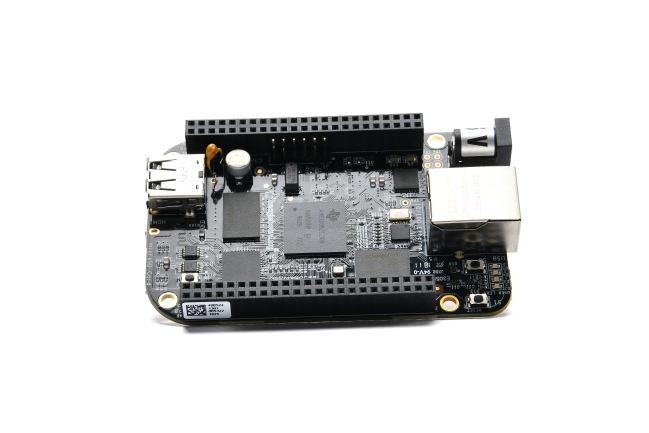 A product image for BeagleBoard.org® BeagleBone® Noir